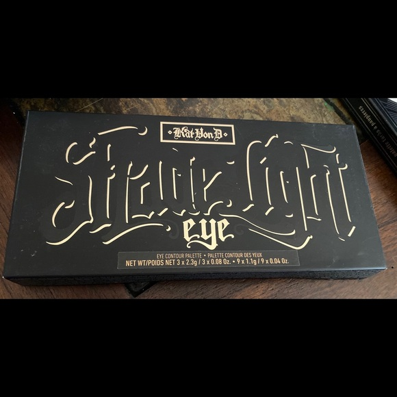 Kat Von D Other - Used Shade and Light eye palette
